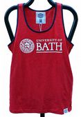 University of Bath Unisex Fairtrade Vest- Heritage Red